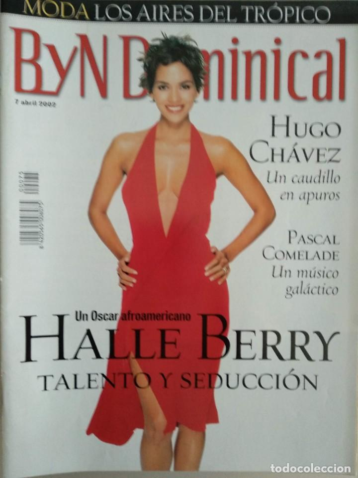 B Y N DOMINICAL Nº 75 DE 7/04/2002 (Coleccionismo - Revistas y Periódicos Modernos (a partir de 1.940) - Blanco y Negro)