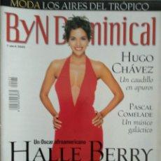 Coleccionismo de Revista Blanco y Negro: REVISTA B Y N DOMINICAL Nº 75 DE 7/04/2002. Lote 252969960