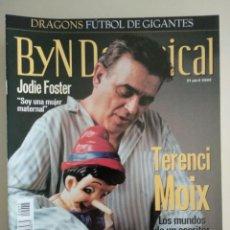 Coleccionismo de Revista Blanco y Negro: REVISTA B Y N DOMINICAL Nº 77 DE 21/04/2002. Lote 252970040