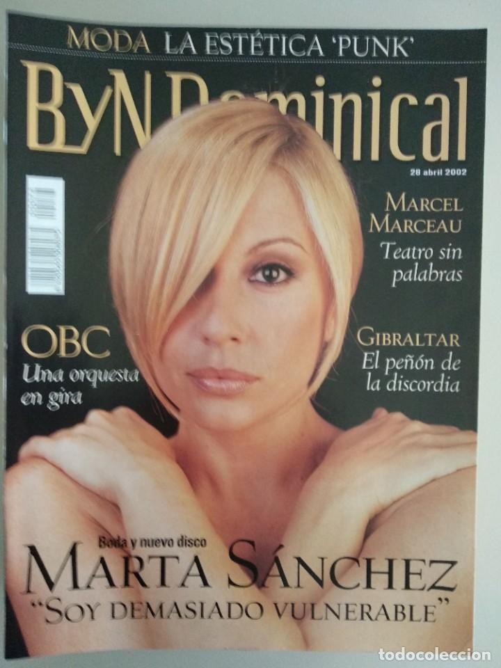 B Y N DOMINICAL Nº 78 DE 28/04/2002 (Coleccionismo - Revistas y Periódicos Modernos (a partir de 1.940) - Blanco y Negro)
