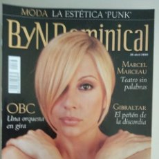Coleccionismo de Revista Blanco y Negro: REVISTA B Y N DOMINICAL Nº 78 DE 28/04/2002. Lote 252970130