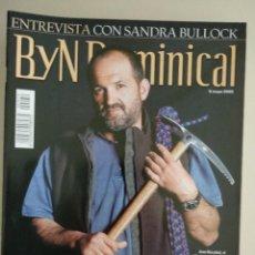 Coleccionismo de Revista Blanco y Negro: REVISTA B Y N DOMINICAL Nº 79 DE 5/05/2002. Lote 252970210