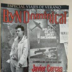 Coleccionismo de Revista Blanco y Negro: REVISTA B Y N DOMINICAL Nº 80 DE 12/05/2002. Lote 252970360