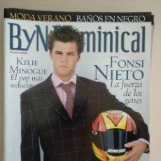 Coleccionismo de Revista Blanco y Negro: REVISTA B Y N DOMINICAL Nº 84 DE 9/06/2002. Lote 252970670