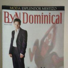 Coleccionismo de Revista Blanco y Negro: REVISTA B Y N DOMINICAL Nº 86 DE 16/06/2002. Lote 252970750