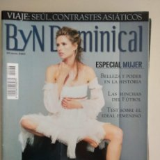 Coleccionismo de Revista Blanco y Negro: REVISTA B Y N DOMINICAL Nº 86 DE 23/06/2002. Lote 252970870
