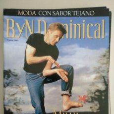 Coleccionismo de Revista Blanco y Negro: REVISTA B Y N DOMINICAL Nº 88 DE 7/07/2002. Lote 252971010