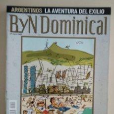 Coleccionismo de Revista Blanco y Negro: REVISTA B Y N DOMINICAL Nº 90 DE 21/07/2002. Lote 252971180