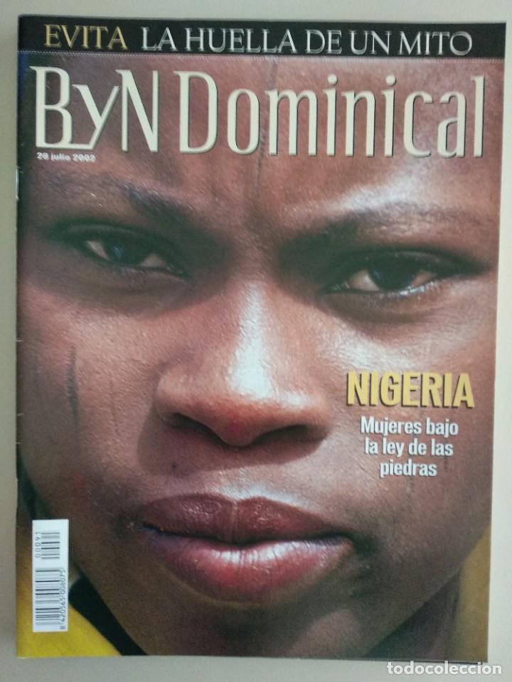 B Y N DOMINICAL Nº 91 DE 28/07/2002 (Coleccionismo - Revistas y Periódicos Modernos (a partir de 1.940) - Blanco y Negro)