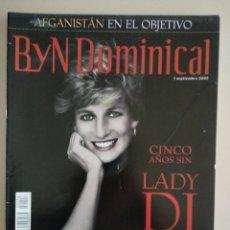 Coleccionismo de Revista Blanco y Negro: REVISTA B Y N DOMINICAL Nº 96 DE 1/09/2002. Lote 252971440