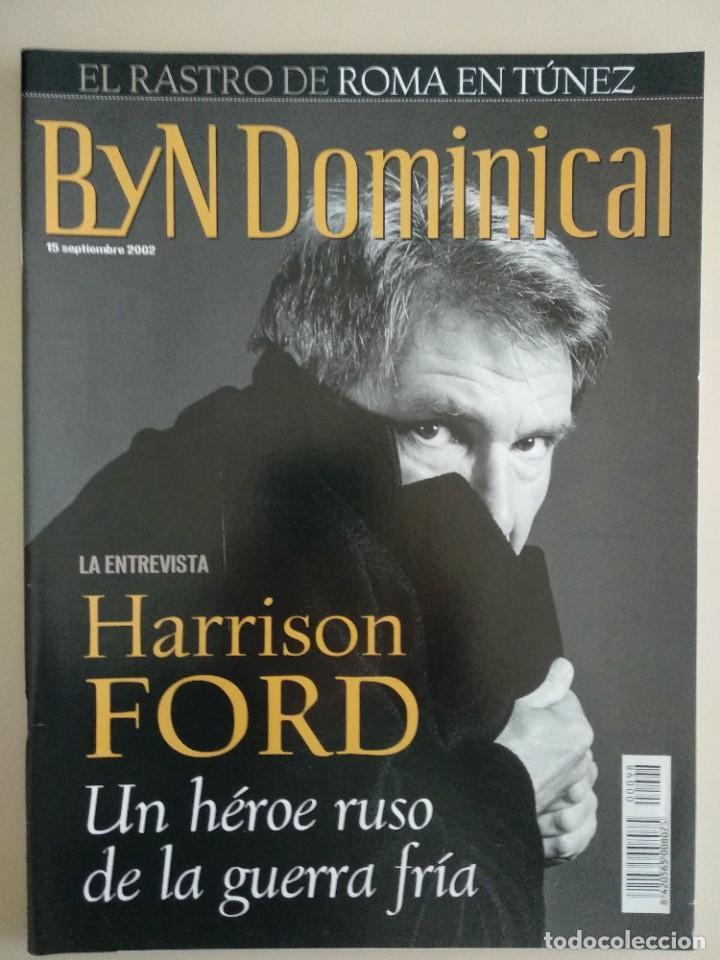 B Y N DOMINICAL Nº 98 DE 15/09/2002 (Coleccionismo - Revistas y Periódicos Modernos (a partir de 1.940) - Blanco y Negro)