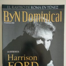 Coleccionismo de Revista Blanco y Negro: REVISTA B Y N DOMINICAL Nº 98 DE 15/09/2002. Lote 252971525