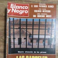 Coleccionismo de Revista Blanco y Negro: MFF.- REVISTA BLANCO Y NEGRO.- Nº 3411 DE 14 SEPTIEMBRE 1977.- GENTE: ¡OH, CALCUTA!: EL DESNUDO COMO. Lote 254258345