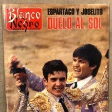 Coleccionismo de Revista Blanco y Negro: BLANCO Y NEGRO N° 3647 (1989). JOSELITO Y ESPARTACO, LUZ CASAL, EVA MARÍA PEDRAZA, MONTSERRAT CABALL. Lote 255566750