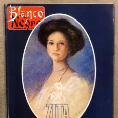 Coleccionismo de Revista Blanco y Negro: BLANCO Y NEGRO N° 3641 (1989). EMPERATRIZ ZITA, JOSÉ Mª GARCÍA, ALBERTO GARCÍA ALIX,.... Lote 255568305