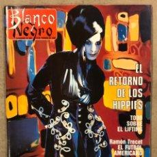 Coleccionismo de Revista Blanco y Negro: BLANCO Y NEGRO N° 3634 (1989). LOS NUEVOS HIPPIES, BEATRIZ SANTANA, EUROPE, MINGOTE, CON SUPLEMENTO. Lote 255571905