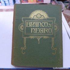 Coleccionismo de Revista Blanco y Negro: TOMO DE LA REVISTA BLANCO Y NEGRO JULIO-AGOSTO DE 1958. Lote 258173670