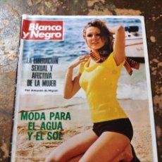 Coleccionismo de Revista Blanco y Negro: REVISTA BLANCO Y NEGRO N° 3189 (JUNIO 1973). Lote 261126435