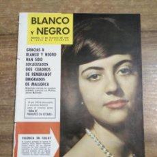 Coleccionismo de Revista Blanco y Negro: MFF.- REVISTA BLANCO Y NEGRO.- Nº 2602 DE 17 MARZO 1962.- BUFFET DECORA LA CAPILLA DE SU CHATEAU. Lote 262121745