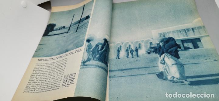 Coleccionismo de Revista Blanco y Negro: Reportaje grafico Blanco y Negro Africa Occidental Española Coronel Mulero-El Aaiun-Sidi-Ifni 1958 - Foto 4 - 262184860
