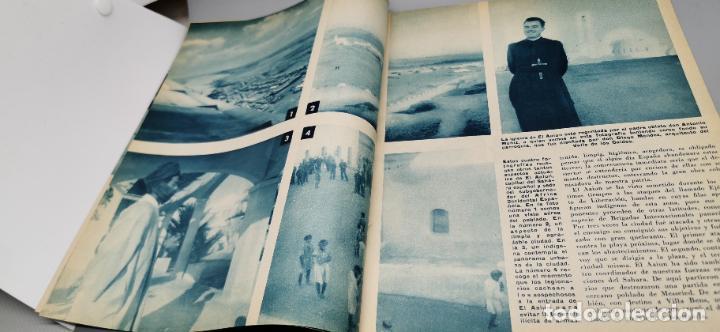Coleccionismo de Revista Blanco y Negro: Reportaje grafico Blanco y Negro Africa Occidental Española Coronel Mulero-El Aaiun-Sidi-Ifni 1958 - Foto 5 - 262184860