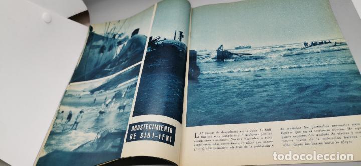 Coleccionismo de Revista Blanco y Negro: Reportaje grafico Blanco y Negro Africa Occidental Española Coronel Mulero-El Aaiun-Sidi-Ifni 1958 - Foto 7 - 262184860