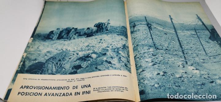 Coleccionismo de Revista Blanco y Negro: Reportaje grafico Blanco y Negro Africa Occidental Española Coronel Mulero-El Aaiun-Sidi-Ifni 1958 - Foto 9 - 262184860