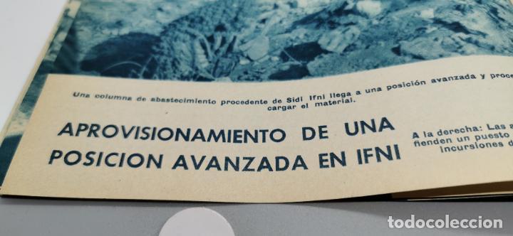 Coleccionismo de Revista Blanco y Negro: Reportaje grafico Blanco y Negro Africa Occidental Española Coronel Mulero-El Aaiun-Sidi-Ifni 1958 - Foto 10 - 262184860
