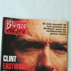 Coleccionismo de Revista Blanco y Negro: BLANCO Y NEGRO, CLINT EASTWOOD, CARMEN MAURA, ASSUMPTA SERNA. 1995. Lote 262916610