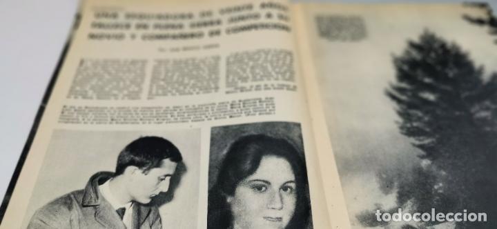 Coleccionismo de Revista Blanco y Negro: Tragedia en Guadarrama año 1962 esquiadora de 20 años fallece en plena sierra junto a su novio - Foto 2 - 262918760