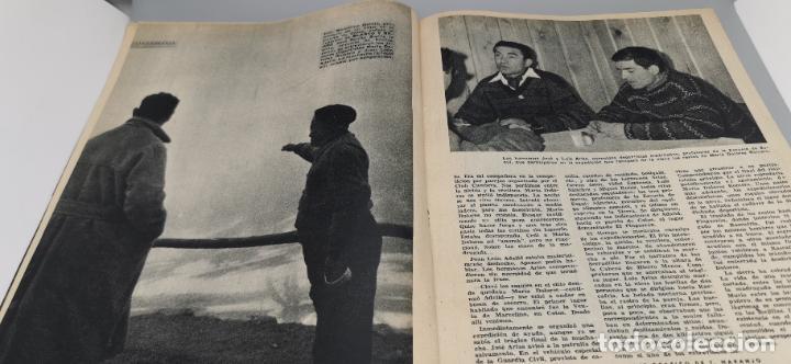 Coleccionismo de Revista Blanco y Negro: Tragedia en Guadarrama año 1962 esquiadora de 20 años fallece en plena sierra junto a su novio - Foto 5 - 262918760