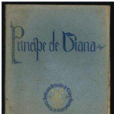 Coleccionismo de Revista Blanco y Negro: PRINCIPE DE VIANA Nº 6 AÑO 1942 -CONTENIIDO: ESCULTURAS ROMANICAS DEL REAL MONASTERIO DE IRACHE, ETC. Lote 263014695