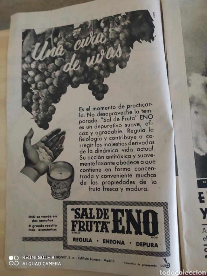 Coleccionismo de Revista Blanco y Negro: Revista Antigua El Español. Número 590. Año 1960 - Foto 3 - 263140610