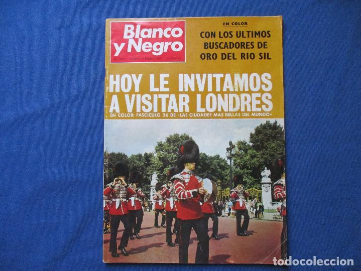 BLANCO Y NEGRO N.º 2957 ENERO 1969 (Coleccionismo - Revistas y Periódicos Modernos (a partir de 1.940) - Blanco y Negro)