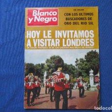 Coleccionismo de Revista Blanco y Negro: BLANCO Y NEGRO N.º 2957 ENERO 1969. Lote 263260595