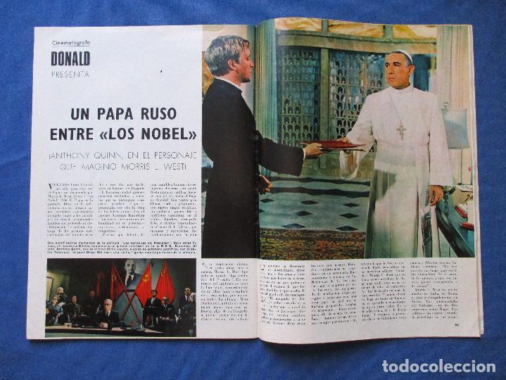 Coleccionismo de Revista Blanco y Negro: BLANCO Y NEGRO N.º 2957 ENERO 1969 - Foto 7 - 263260595