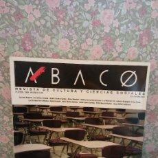 Coleccionismo de Revista Blanco y Negro: LA ESCUELA EN LA ENCRUCIJADA. ABACO. 2º ÉPOCA. 2008. Nº 55-56. Lote 264145412