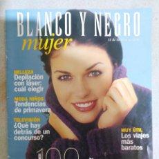 Coleccionismo de Revista Blanco y Negro: BLANCO Y NEGRO. 13 DE FEBRERO DE 2000. REVISTA EN EXCELENTE ESTADO DE CONSERVACIÓN.. Lote 266817279