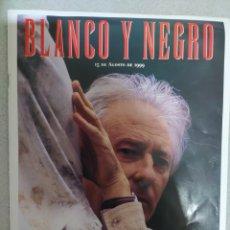 Coleccionismo de Revista Blanco y Negro: BLANCO Y NEGRO. 15 DE AGOSTO DE 1999. REVISTA EN EXCELENTE ESTADO DE CONSERVACIÓN.. Lote 266817314