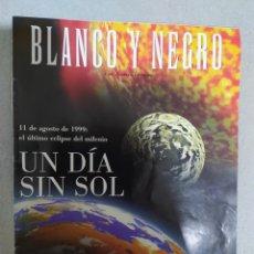 Coleccionismo de Revista Blanco y Negro: BLANCO Y NEGRO. 1 DE AGOSTO DE 1999. REVISTA EN EXCELENTE ESTADO DE CONSERVACIÓN.. Lote 266817324