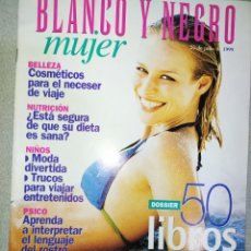 Coleccionismo de Revista Blanco y Negro: BLANCO Y NEGRO. 25 DE JULIO- DE 1999. REVISTA EN EXCELENTE ESTADO DE CONSERVACIÓN.. Lote 266817364