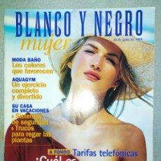 Coleccionismo de Revista Blanco y Negro: BLANCO Y NEGRO. 18 DE JULIO- DE 1999. REVISTA EN EXCELENTE ESTADO DE CONSERVACIÓN.. Lote 266817374