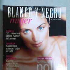 Coleccionismo de Revista Blanco y Negro: BLANCO Y NEGRO. 11 DE JULIO- DE 1999. REVISTA EN EXCELENTE ESTADO DE CONSERVACIÓN.. Lote 266817394