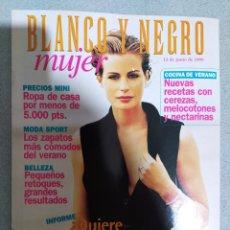 Coleccionismo de Revista Blanco y Negro: BLANCO Y NEGRO. 13 DE JUNIO DE 1999. REVISTA EN EXCELENTE ESTADO DE CONSERVACIÓN.. Lote 266817409
