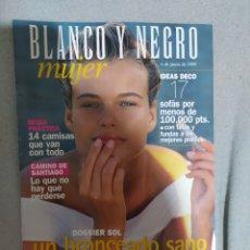 Coleccionismo de Revista Blanco y Negro: BLANCO Y NEGRO. 6 DE JUNIO DE 1999. REVISTA EN EXCELENTE ESTADO DE CONSERVACIÓN.. Lote 266817414