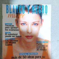 Coleccionismo de Revista Blanco y Negro: BLANCO Y NEGRO. 16 DE MAYO DE 1999. REVISTA EN EXCELENTE ESTADO DE CONSERVACIÓN.. Lote 266817464