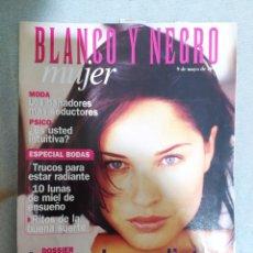 Coleccionismo de Revista Blanco y Negro: BLANCO Y NEGRO. 9 DE MAYO DE 1999. REVISTA EN EXCELENTE ESTADO DE CONSERVACIÓN.. Lote 266817749