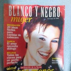 Coleccionismo de Revista Blanco y Negro: BLANCO Y NEGRO. 2 DE MAYO DE 1999. REVISTA EN EXCELENTE ESTADO DE CONSERVACIÓN.. Lote 266817799