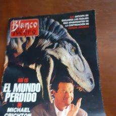 Coleccionismo de Revista Blanco y Negro: REV - BLANCO Y NEGRO 10/1995.- DINOMANIA 2ª PART-RPTJE.,JOYAS BEGUN,NACHO DUATO, MODA NIEVES ALVAREZ. Lote 32517255