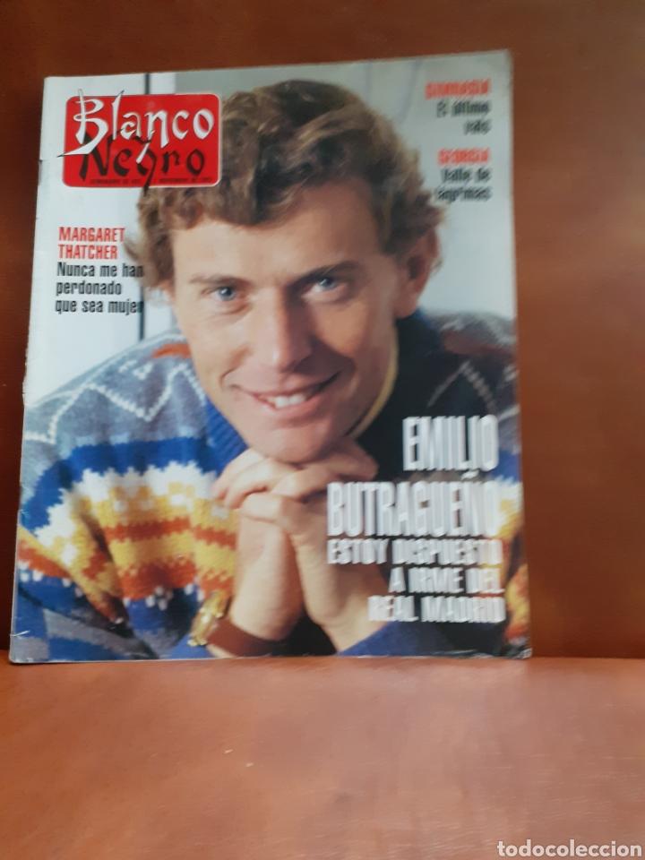 Coleccionismo de Revista Blanco y Negro: Rev.BLANCO Y NEGRO 12/1993.-Alexander Solzhenitsyn, M.Tatcher,Rosario Flores Norma Duval,Paris escI - Foto 2 - 270253313